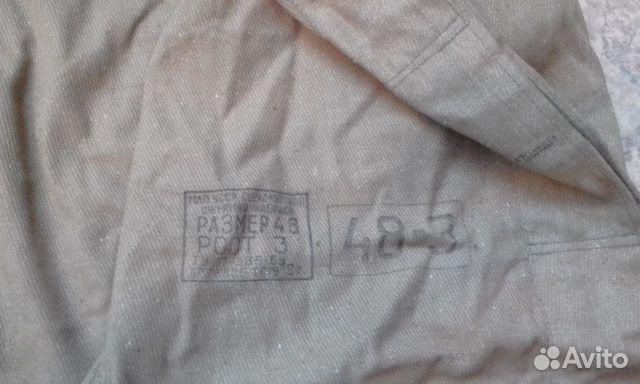 Форма полевая военная вс СССР обр. 1969г. Новая. С 89029111076 купить 3