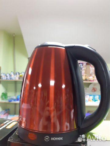 Чайник новый 1.8 литра 89112746561 купить 1