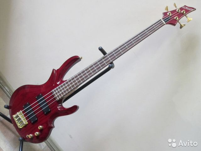 89025069832 Бас-гитара Edwards by ESP E-TN-95B (1990х Japan)