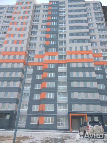 1-к квартира, 39 м², 13/16 эт.