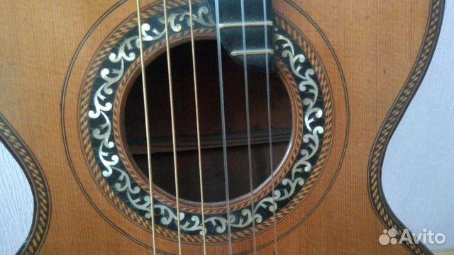 Гитара старинная мастеровая(раритет 1880 года) 89538598168 купить 7