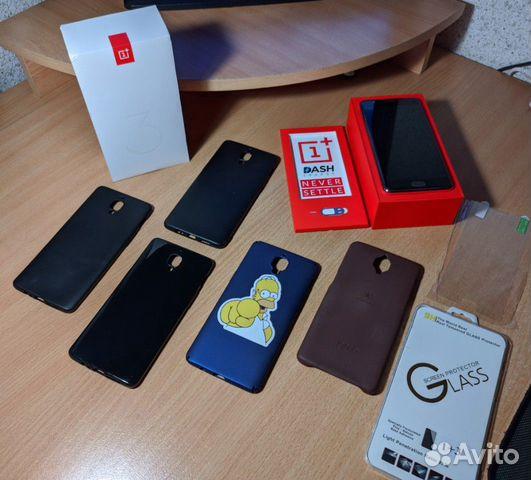 OnePlus 3T 6/64Gb Gray A3010 + Комплект допов 89081070091 купить 3