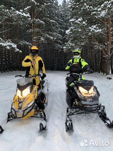 Продам снегоход BRP 89617245531 купить 1