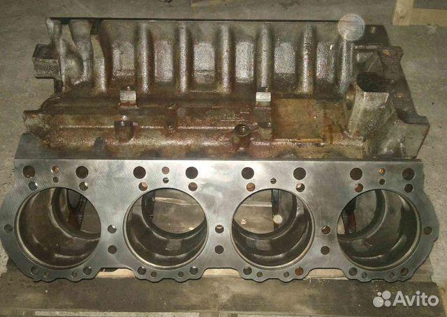 Блок цилиндров ямз на моторы ямз 238 бл, ямз238 бв  89056335962 купить 1
