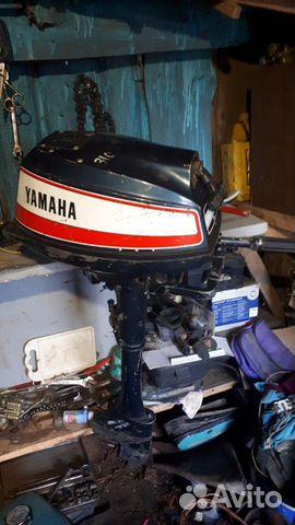 Лодочный мотор yamaha 5 89605752672 купить 2
