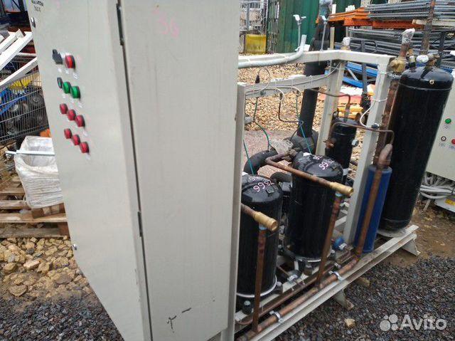 Агрегат на базе компрессоров Copeland купить 6