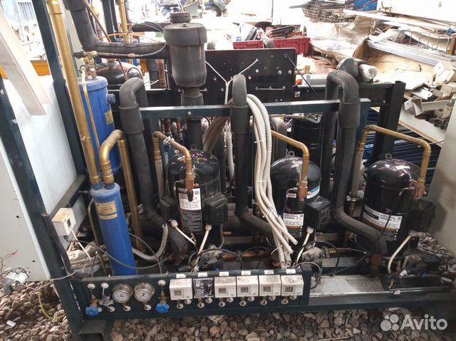 Агрегат на базе компрессоров Copeland купить 9