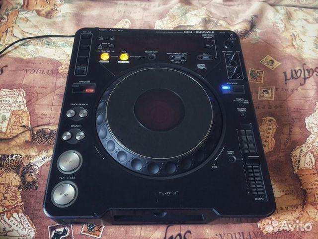 Pioneer cdj 1000 mk2 на запчасти  89537014890 купить 1