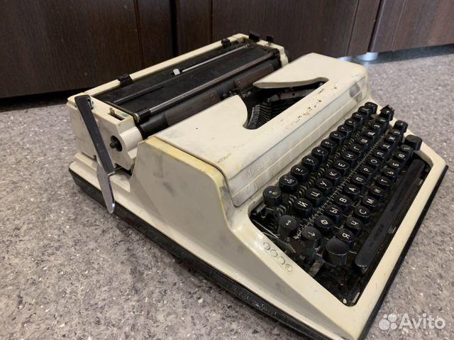 Печатная машинка Любава 89272224259 купить 1