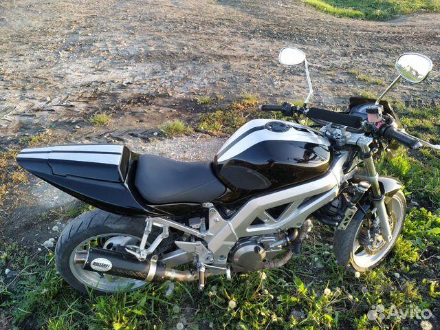 Suzuki SV 650 buy 2