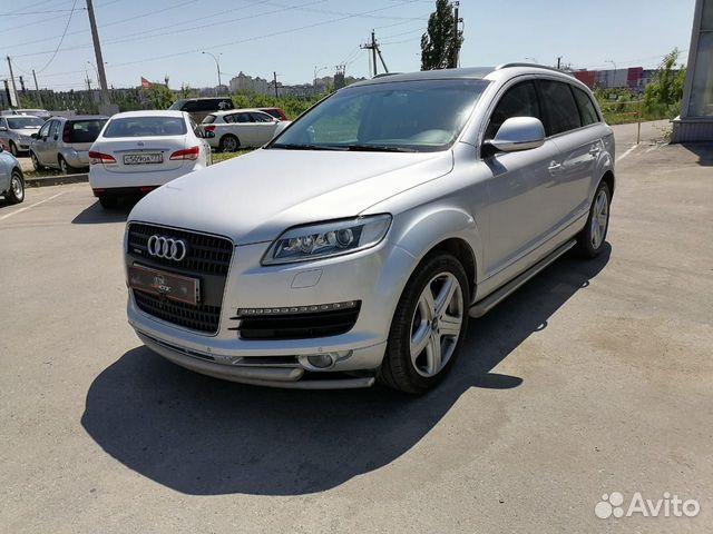 Audi Q7, 2007 89192511844 купить 1