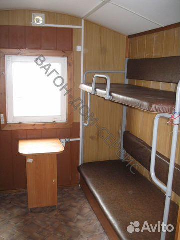 Вагон-дом на шасси жилой 8 мест Комфорт-С 89115748339 купить 6