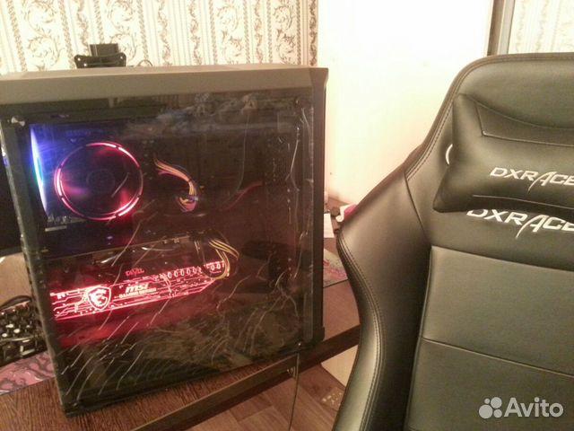 Игровое кресло DX Racer  89127846407 купить 2