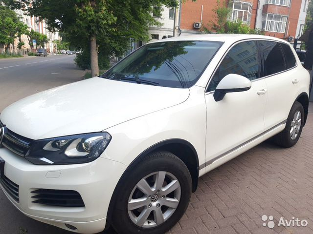 Volkswagen Touareg, 2012 89537437316 купить 1