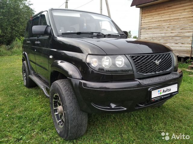 УАЗ Patriot, 2012 купить 10
