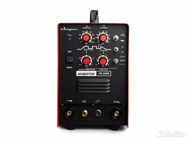 Сварог TIG 200 P (R21): цена, характеристики  88003013662 купить 2