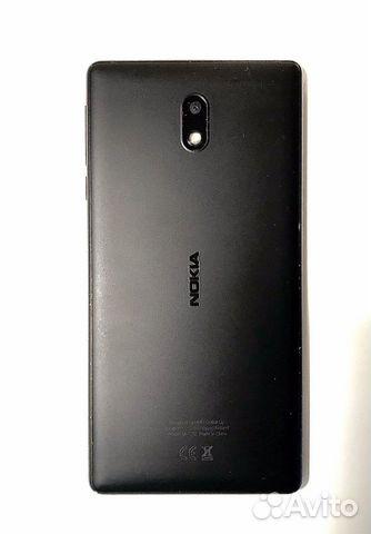 Смартфон Nokia 3 16 Gb черный