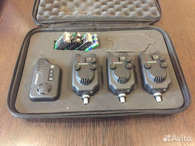 Набор сигнализаторов поклевки bushido signaller  89064931370 купить 2