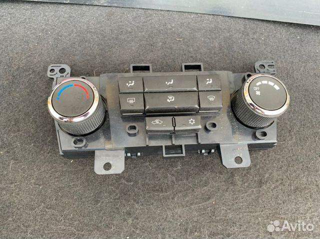 Блок управления климат-контролем передний  89086364687 купить 2