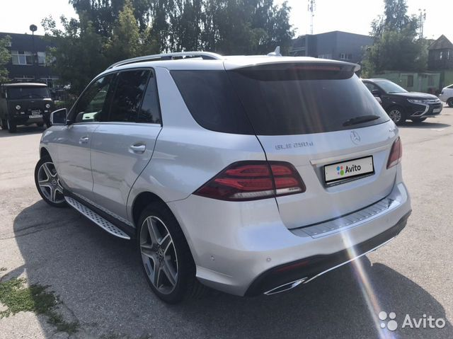 Mercedes-Benz GLE-класс, 2017  89226850000 купить 2
