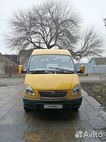 ГАЗ ГАЗель 3221, 2006  89624944085 купить 2