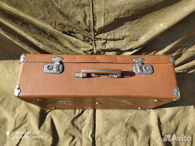 Старый чемодан из СССР (1)  89033713097 купить 3