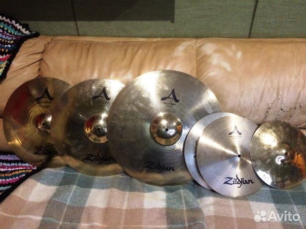 Zildjian A custom