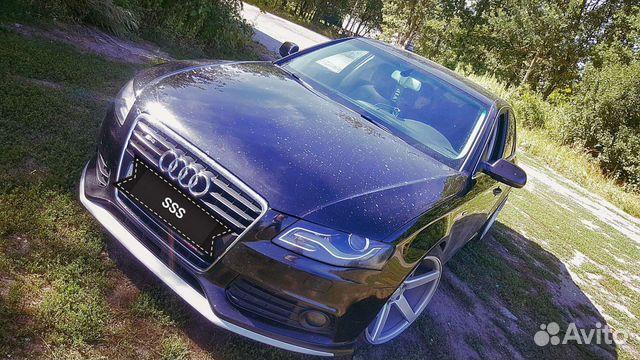 Audi S4  89042836716 купить 2