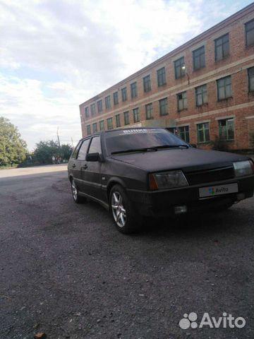 ВАЗ 2109, 1999