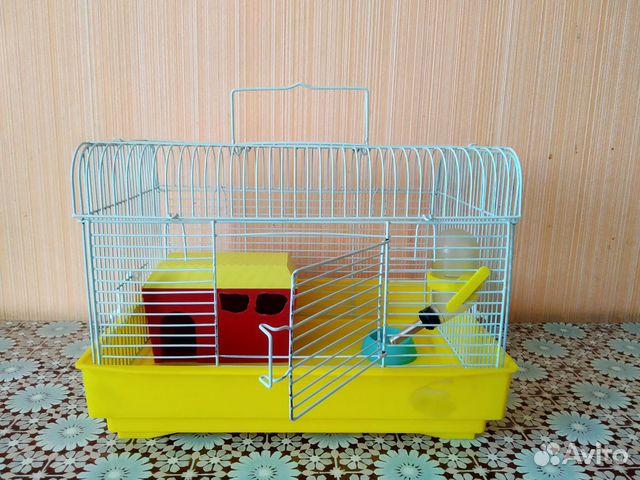Клетка для хомячка  89059008049 купить 1
