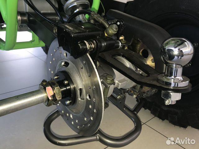 Квадроцикл rockot hammer-200  88792225000 купить 6