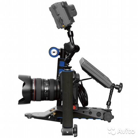 Купить плечевой упор для камеры sony