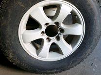 Колеса для Toyota LC 120