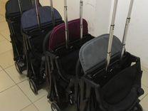 Обмен новых прогулочных колясок на Б.У 2в1 и 3в1