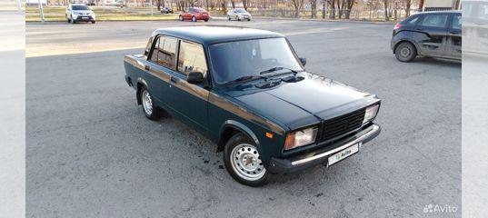 ВАЗ 2107, 2009