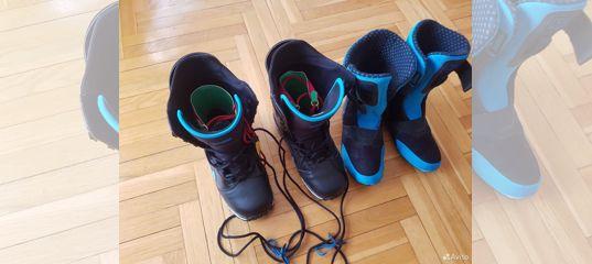 Ботинки для сноуборда Nike Lunarendor купить в Краснодарском крае на Avito  — Объявления на сайте Авито a9e2bf13783