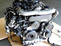 Двигатель VW Touareg Q7 3.0 дизель CAS BUG BKS
