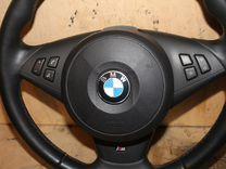 Bmw e60 руль рестайл под кнопку