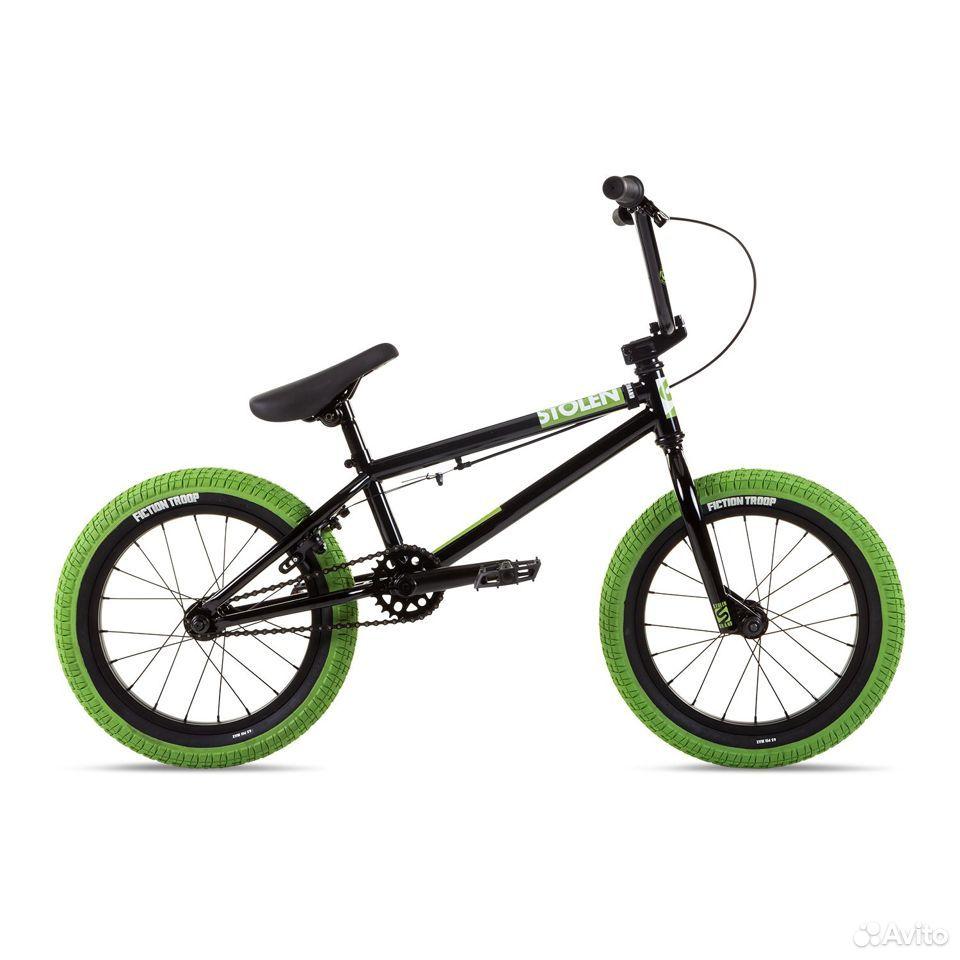 Велосипед Stolen agent 16 2021
