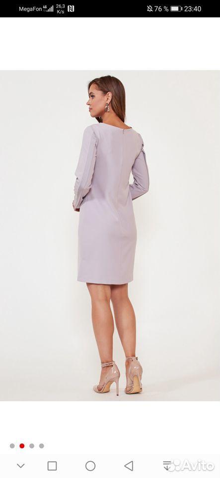 Платье новое, размер 46  89248235930 купить 4
