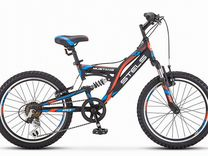 "Велосипед Stels 2-х подвес Focus V 26"" 18ск"