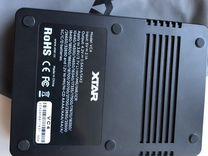 Xtar зарядное устройство новое