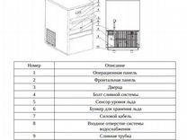 Льдогенератор cooleq BF-20