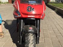 Электромотоцикл Peg perego Ducati