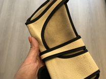 Шар, перчатка и сумка для боулинга