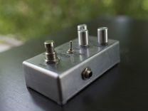 OCD - сочная педаль перегруза для электрогитары