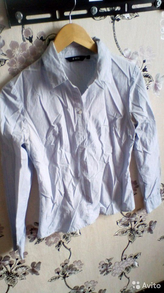 Рубашки 40-44  89004777892 купить 3