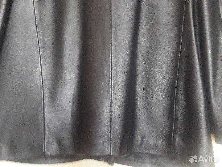 Кожаный пиджак  89622147641 купить 5