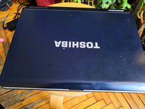 Ноутбук toshiba Satellite L40-17T