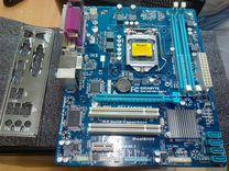 Новая LGA 1155 GigaByte ga-h61m-s2pv